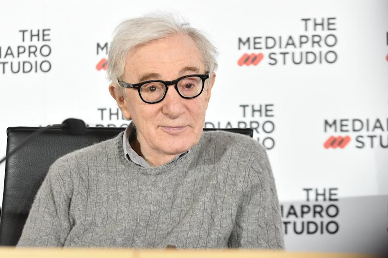 Woody Allen's Book Was Dropped By Its Publisher After Days of Protest