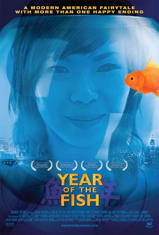"""Gigantic Pictures' <a href=""""http://movies.yahoo.com/movie/1809805886/info"""">Year of the Fish</a> - 2008"""