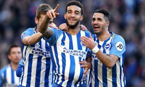 Jürgen Locadia scores on debut in Brighton stroll against Coventry