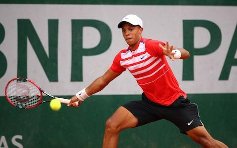 Jay Clarke in action - Credit: Getty images