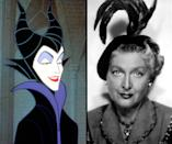 """<div class=""""caption-credit""""> Photo by: Walt Disney/Getty Images</div><b>Wicked Stepmother and Maleficent/Eleanor Audley</b> Actress Eleanor Audley used her commanding voice and presence to shape the wicked women of """"Cinderella"""" (1950) and """"Sleeping Beauty"""" (1959)."""