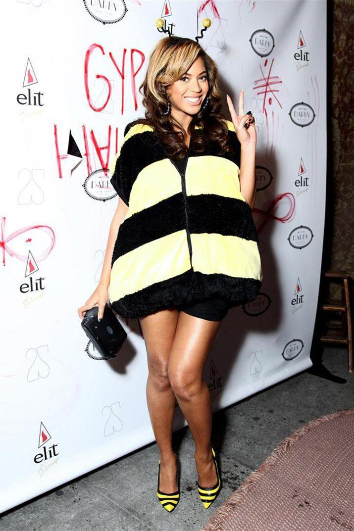 <p>Beyonce as the ultimate Queen Bee.</p>