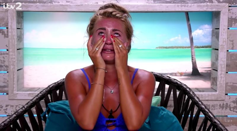 "Love Island bosses faced a huge backlash when they decided to meddle with the steadiest couple in the villa, Dani Dyer and Jack Fincham, in 2018. <br /><br /> After the male contestants were packed off to Casa Amor, they decided to introduce Jack&rsquo;s ex-girlfriend and send Dani footage of his reaction to her arrival.<br /><br /> With Dani unable to contact Jack to discuss what had happened, she broke down in tears and faced an emotional three-day wait to be reunited with him. <br /><br /> The moment attracted over 2,500 Ofcom complaints accusing bosses of emotional distress, but the TV watchdog later <a href=""https://www.huffingtonpost.co.uk/entry/love-island-dani-dyer-jack-fincham_uk_5b4cd22be4b022fdcc5c3304?utm_hp_ref=uk-dani-dyer"">cleared the show of any wrongdoing</a>."