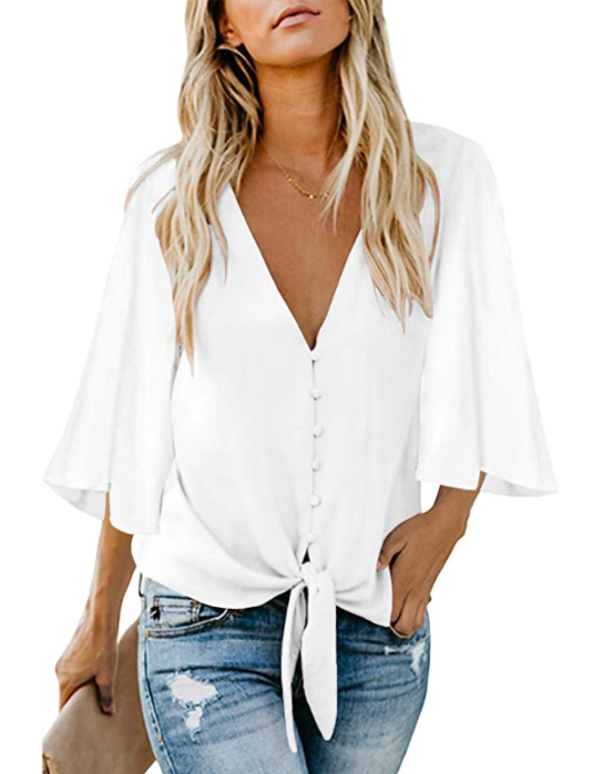 Flowy, romantic, and breathable on hot summer days. (Photo: Amazon)