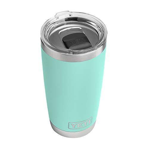 """<p><strong>YETI</strong></p><p>amazon.com</p><p><strong>$29.98</strong></p><p><a href=""""https://www.amazon.com/dp/B073WJX9ZV?tag=syn-yahoo-20&ascsubtag=%5Bartid%7C10070.g.37619817%5Bsrc%7Cyahoo-us"""" rel=""""nofollow noopener"""" target=""""_blank"""" data-ylk=""""slk:Shop Now"""" class=""""link rapid-noclick-resp"""">Shop Now</a></p><p>It doesn't matter if you're a cold brew or hot latte kind of person because this insulated tumbler keeps drinks hot or cold regardless of the outside temperature. Best of all, it's dishwasher-safe. </p><p><strong>RELATED: </strong><a href=""""https://www.goodhousekeeping.com/travel-products/travel-coffee-mug-reviews/g785/best-travel-coffee-mugs/"""" rel=""""nofollow noopener"""" target=""""_blank"""" data-ylk=""""slk:11 Best Travel Coffee Mugs, According to Kitchen Experts"""" class=""""link rapid-noclick-resp"""">11 Best Travel Coffee Mugs, According to Kitchen Experts</a></p>"""