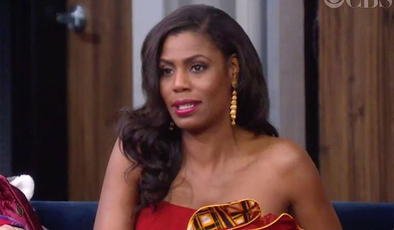 Omarosa Manigault Denies Sleeping with Donald Trump