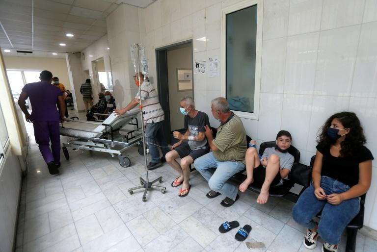 A flood of Lebanese expats flying home for the summer has raised fears of a new wave of Covid infections the crisis-hit country is ill-equipped to handle