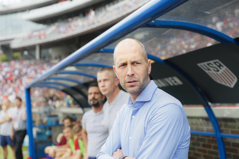 What do we make of Gregg Berhalter's pre-camp USMNT roster called up this week? (AP)