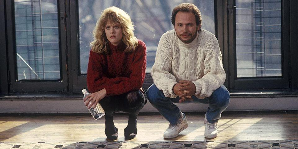 "<p>Can men and women actually just be friends? It's the predicament put to the test in Nora Ephron's rom-com that made Billy Crystal a superstar, Meg Ryan every woman's heroine, and Katz's Deli the infamous New York City setting of the fake orgasm heard 'round the world. <a class=""link rapid-noclick-resp"" href=""https://www.amazon.com/dp/B001Q556QG?tag=syn-yahoo-20&ascsubtag=%5Bartid%7C10056.g.6498%5Bsrc%7Cyahoo-us"" rel=""nofollow noopener"" target=""_blank"" data-ylk=""slk:Watch Now"">Watch Now</a></p>"