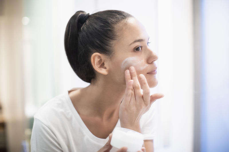It's time to re-fresh your skincare routine. [Photo: Getty]