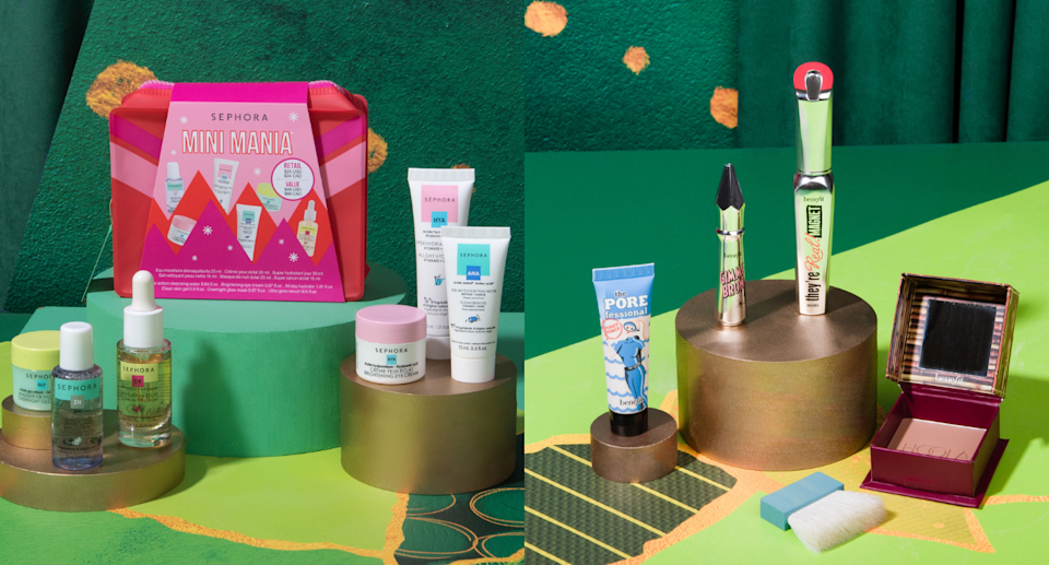 Shop these top holiday beauty kits from Sephora before they sell out. Images courtesy of Sephora Canada.