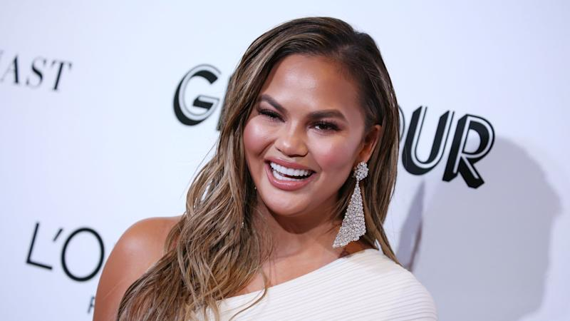 Chrissy Teigen Gave the Best Shout Out to Working Moms