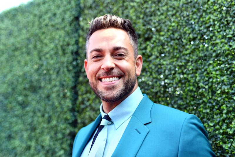 SANTA MONICA, CALIFORNIA - JUNE 15: Zachary Levi attends the 2019 MTV Movie and TV Awards at Barker Hangar on June 15, 2019 in Santa Monica, California. (Photo by Emma McIntyre/Getty Images for MTV)