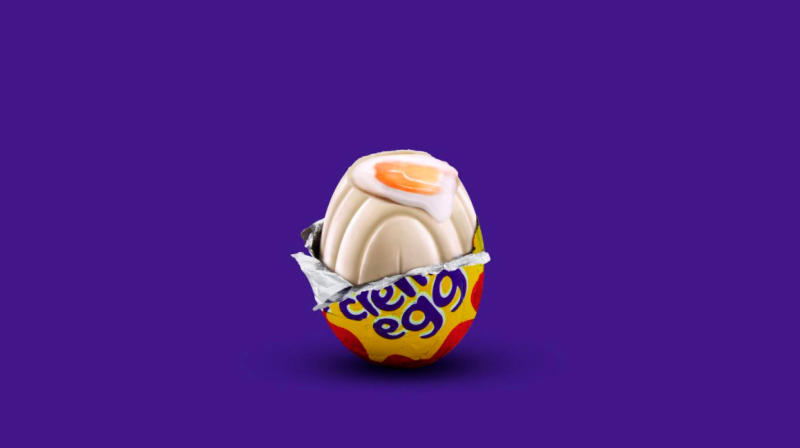 You may have barely recovered from Christmas but prepare to get on the Easter hype train because Cadbury's has announced the launch of a white chocolate Creme Egg.