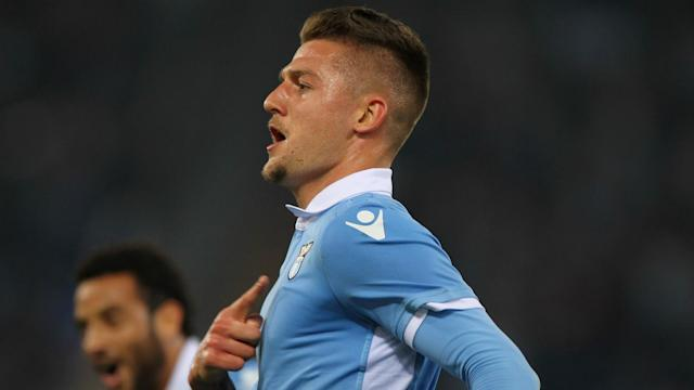 Lazio's Sergej Milinkovic-Savic has been linked with many clubs, including Serie A leaders Juventus, but Mateja Kezman expects him to stay.