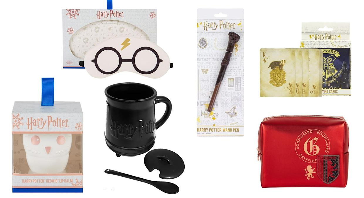 Harry Potter Christmas Gifts.Boots Is Selling Christmas Gifts For Harry Potter Obsessives