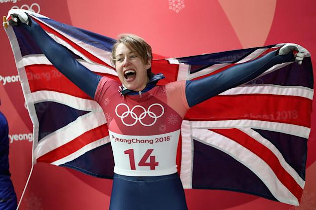 Lizzy Yarnold won't rule out third Olympic gold medal bid at Beijing 2022