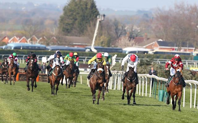 Grand National 2020: When is the Aintree race, what time is it and what TV channel is it on? - REX