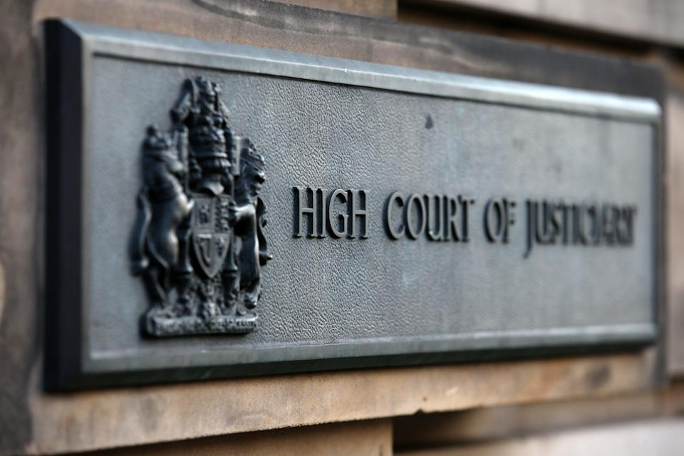Judges at the High Court in Edinburgh ruled against Murray (Andrew Milligan/PA) (PA Archive)