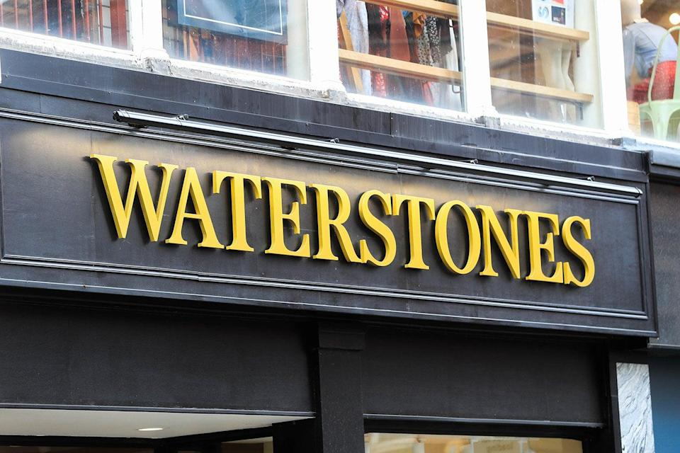 Waterstones will encourage book lovers to continue to wear their masks in store (PA)