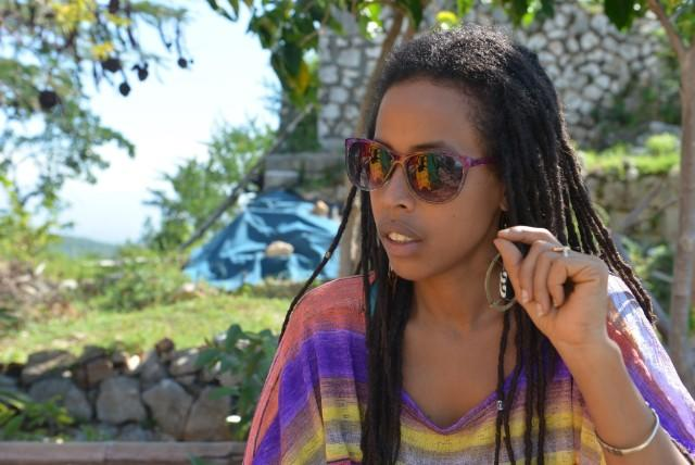 Bob Marley's Granddaughter Serves California Police With Pending