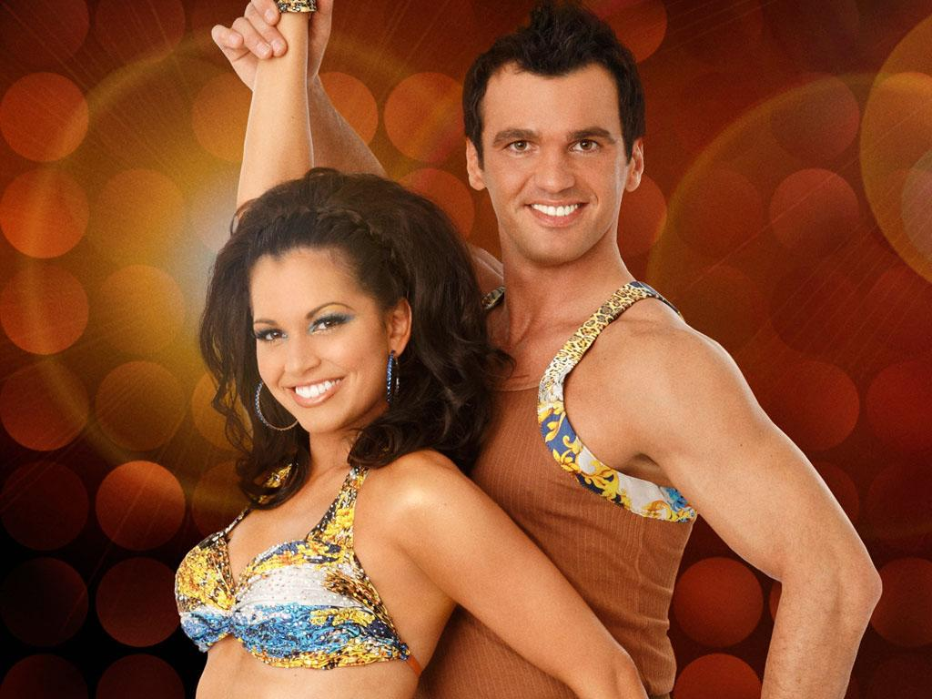 """Melissa Rycroft will be dancing with Tony Dovolani this fall on ABC's """"Dancing With the Stars: All-Stars,"""" premiering September 23."""