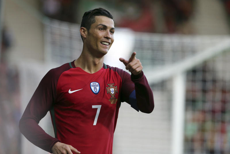Spanish state prosecutor accuses Ronaldo of tax fraud