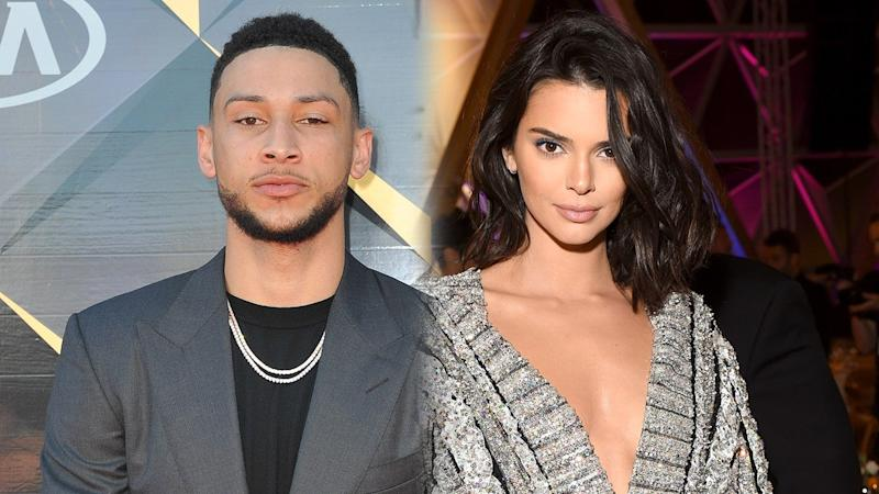 Kendall Jenner and Ben Simmons No Longer Dating