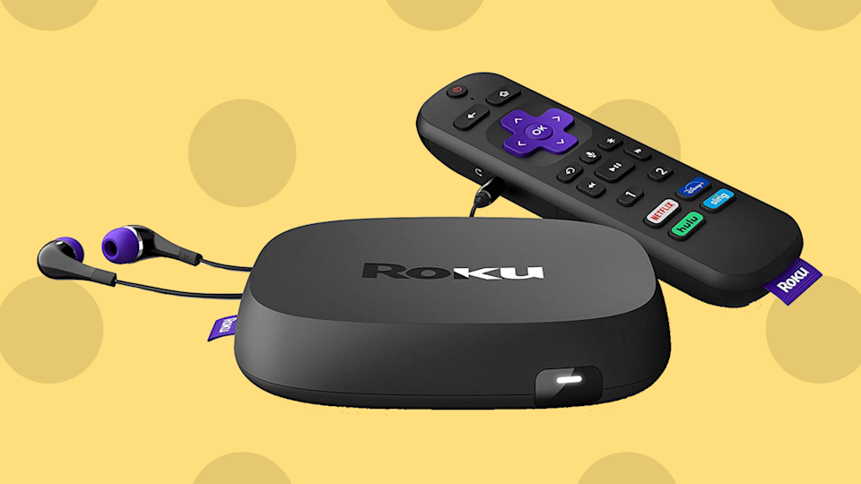 Save 21 percent on the Roku Ultra. (Photo: Amazon)