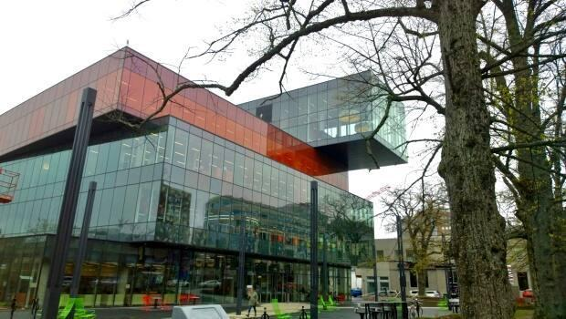 Halifax library patrons will have two new café locations to visit when eating and drinking are allowed again. (Vernon Ramesar/CBC - image credit)