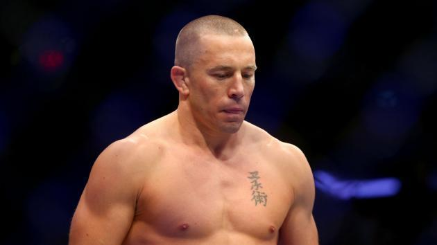 <p>St-Pierre vacates UFC middleweight title following ulcerative colitis diagnosis</p>