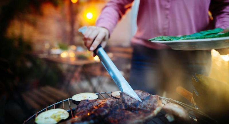 You can get a box of BBQ meat delivered to your door. (Getty Images)