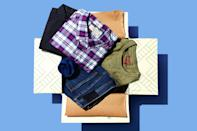 """<p><strong>Stitch Fix</strong></p><p>stitchfix.com</p><p><strong>$20.00</strong></p><p><a href=""""https://go.redirectingat.com?id=74968X1596630&url=https%3A%2F%2Fwww.stitchfix.com%2Fgifts%23ways_to_gift&sref=https%3A%2F%2Fwww.bestproducts.com%2Flifestyle%2Fg3395%2Fbest-gifts-to-buy-for-yourself%2F"""" rel=""""nofollow noopener"""" target=""""_blank"""" data-ylk=""""slk:Shop Now"""" class=""""link rapid-noclick-resp"""">Shop Now</a></p><p>Save yourself the agony of endlessly searching for that one perfect outfit. A Stitch Fix stylist will do the hard work for you by selecting stylish items based on your fashion, fit, and price preferences. Every box is filled with fun surprises from more than 1,000 top brands, and you only pay for what you decide to keep.</p><p><strong>More:</strong> <a href=""""https://www.bestproducts.com/eats/food/g845/food-subscription-boxes/"""" rel=""""nofollow noopener"""" target=""""_blank"""" data-ylk=""""slk:These Food Subscription Boxes Are the Gifts That Keep on Giving"""" class=""""link rapid-noclick-resp"""">These Food Subscription Boxes Are the Gifts That Keep on Giving</a></p>"""