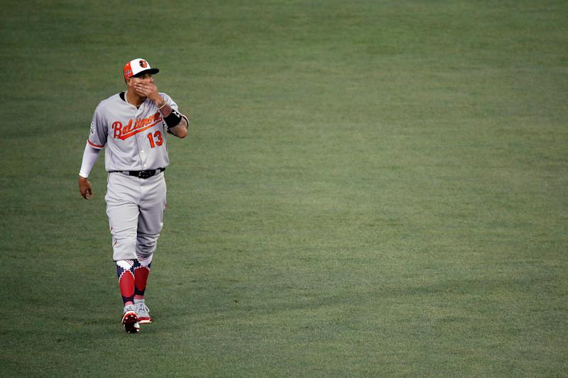 Manny Machado Remains On Orioles For Now