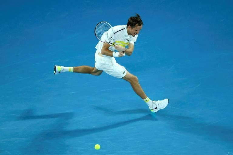 Medvedev is the third Russian to reach the Australian Open final