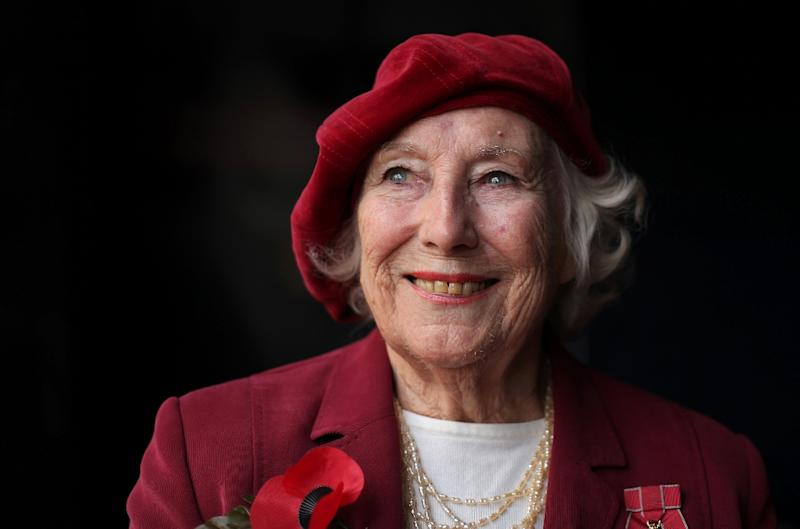 Forces sweetheart Vera Lynn celebrates turning 100 years old with the release of a new album