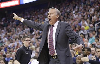 Mike D'Antoni had his best coaching years with the Phoenix Suns. (AP)