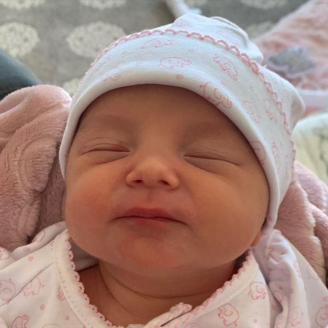 """<p>Lala Kent's """"life changed forever"""" when daughter Ocean, with whom she shares with Randall Emmett, was born in March.</p>"""