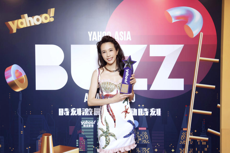 Karen Mok. (PHOTO: Yahoo! Hong Kong)