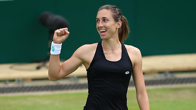 Petra Martic relishing her return to action at Palermo Ladies Open
