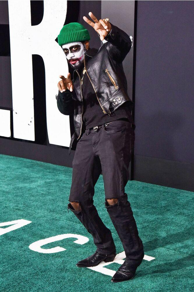 Lakeith Stanfield at the Joker premiere | Rob Latour/Shutterstock
