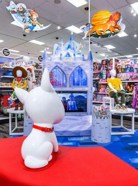 PHOTO: Disney Store at Target brings with it 100 products previously only available at Disney Stores. (Target)