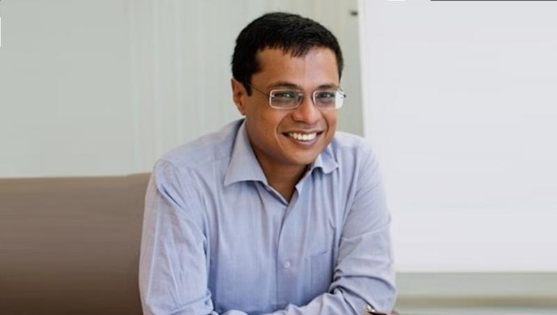Flipkart Founder Sachin Bansal Pays Rs 699 Crore Tax on Gains for First Quarter of 2018-19
