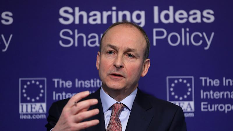 Micheal Martin urges Conor Murphy to go to police over Quinn death