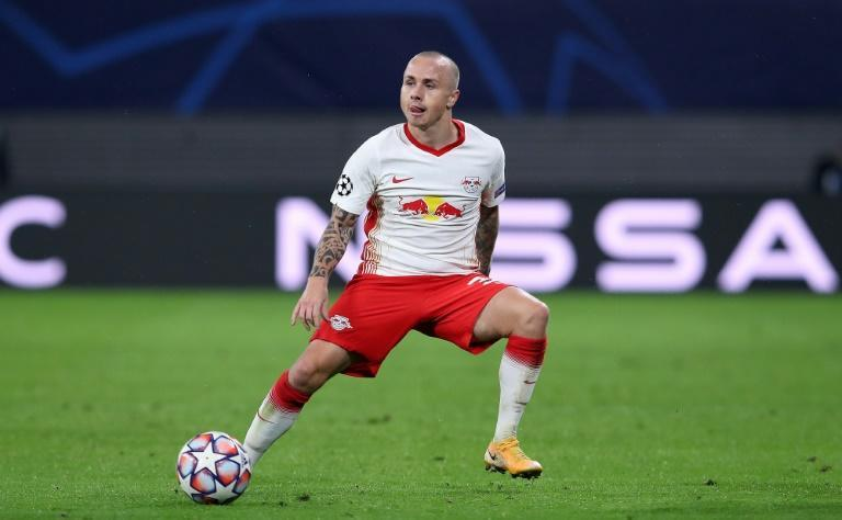 Angelino is spending this season on loan at RB Leipzig from Manchester City