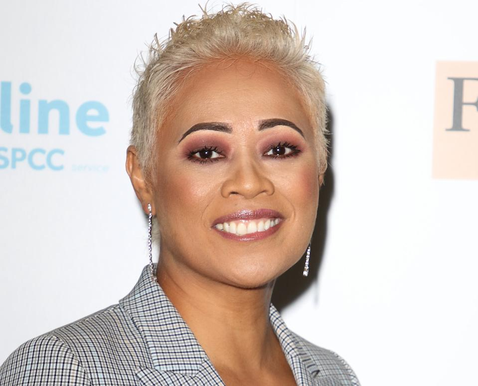 LONDON, UNITED KINGDOM - 2019/09/26: Monica Galetti attends The Childline Ball 2019 partnered with MasterChef for this year's theme at Old Billingsgate in London. (Photo by Keith Mayhew/SOPA Images/LightRocket via Getty Images)