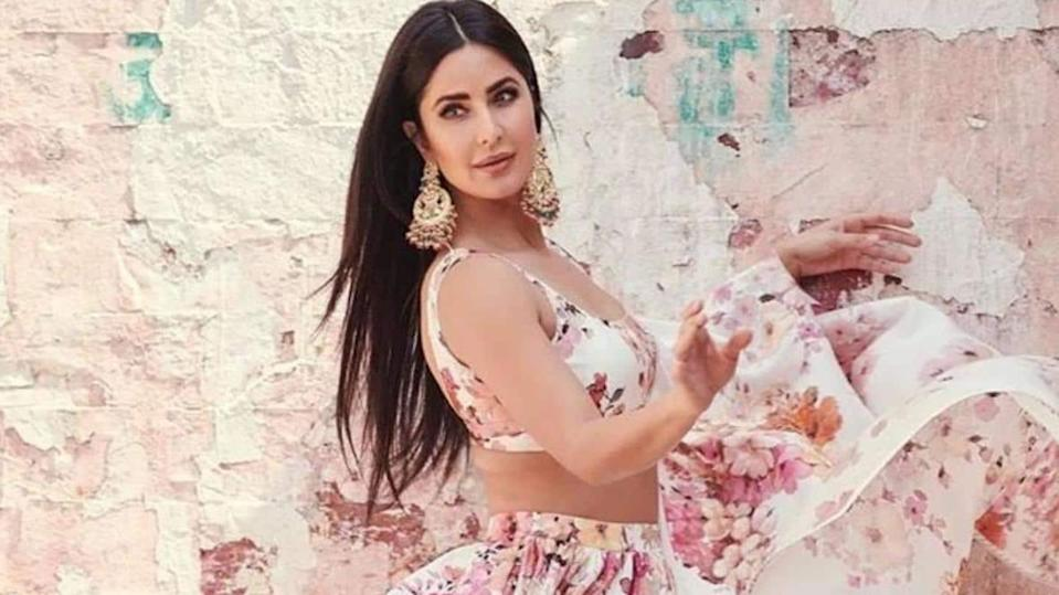 Katrina Kaif supports Madurai school, urges fans to donate