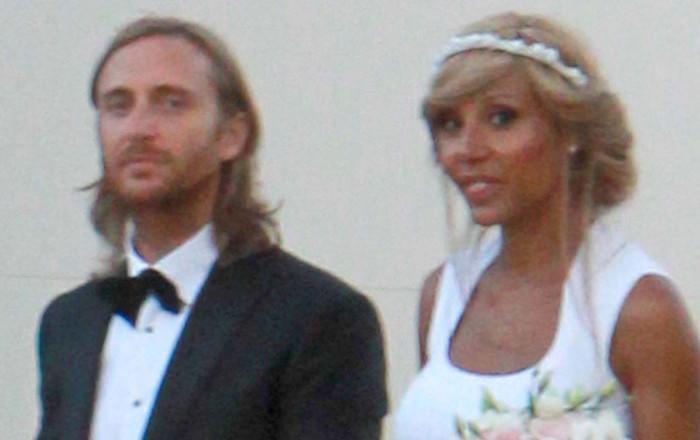 photos cathy et david guetta f tent leurs 20 ans de mariage. Black Bedroom Furniture Sets. Home Design Ideas