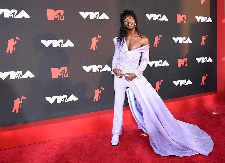 Lil Nas X's best style moments (Evan Agostini/AP)