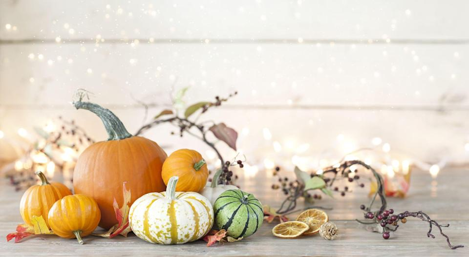 """<p>There's a chill (and a new <a href=""""https://www.oprahmag.com/life/g27562264/best-fall-scented-candles/"""" rel=""""nofollow noopener"""" target=""""_blank"""" data-ylk=""""slk:woodsy aroma"""" class=""""link rapid-noclick-resp"""">woodsy aroma</a>) in the air, the leaves are changing, the supermarket is packed with pumpkin spice-flavored products, and <a href=""""https://www.oprahmag.com/life/g28190402/diy-halloween-decorations/"""" rel=""""nofollow noopener"""" target=""""_blank"""" data-ylk=""""slk:Halloween decorations"""" class=""""link rapid-noclick-resp"""">Halloween decorations</a> are finally everywhere. That's right: Fall is in full force. </p><p>Spending <a href=""""https://www.oprahmag.com/life/a33481449/cozy-home-second-wave-coronavirus/"""" rel=""""nofollow noopener"""" target=""""_blank"""" data-ylk=""""slk:more time indoors"""" class=""""link rapid-noclick-resp"""">more time indoors</a> due to the coronavirus pandemic? Luckily, <a href=""""https://www.oprahmag.com/style/g28188946/cute-sweaters-for-fall/"""" rel=""""nofollow noopener"""" target=""""_blank"""" data-ylk=""""slk:sweater weather"""" class=""""link rapid-noclick-resp"""">sweater weather</a> is practically a mandate to indulge in the <a href=""""https://www.oprahmag.com/life/g28212915/cozy-fall-decorating-ideas/"""" rel=""""nofollow noopener"""" target=""""_blank"""" data-ylk=""""slk:cozier side of life"""" class=""""link rapid-noclick-resp"""">cozier side of life</a>, so there's no shortage of fun fall activities to do at home: host a <a href=""""https://www.oprahmag.com/life/g28159255/fall-party-ideas/"""" rel=""""nofollow noopener"""" target=""""_blank"""" data-ylk=""""slk:small backyard bash"""" class=""""link rapid-noclick-resp"""">small backyard bash</a> complete with s'mores, <a href=""""https://www.oprahmag.com/life/food/g28099287/fall-cocktails/"""" rel=""""nofollow noopener"""" target=""""_blank"""" data-ylk=""""slk:spiced hot toddies"""" class=""""link rapid-noclick-resp"""">spiced hot toddies</a>, and <a href=""""https://www.oprahmag.com/life/g34014987/best-fire-pits/"""" rel=""""nofollow noopener"""" target=""""_blank"""" data-ylk=""""slk:a crackling fire pit"""" class=""""link rapid-noclick-resp"""">a crack"""